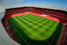 Arsenal Stadium Pics / Great shots of Highbury and the Emirates.