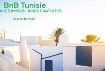 Annonces BnB Tunisie