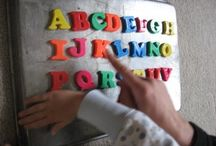 Home Ed ~ Letters and Numbers