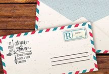 Stamps-Wedding stamp