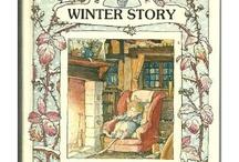 Jill Barklem Winter Story