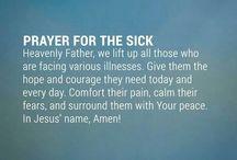 Uplifting prayers