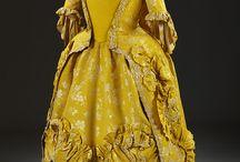 1760s Fashions