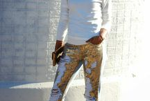 Hot denim & jeans