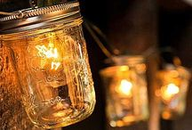 Jars / Who knew you could do so many things with a jar? / by Sherie Swerdlow