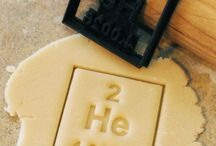 """Science Baking / Science-inspired cakes, cookies and other baked goods. If you would like to join this board to share images (of your own or other's science-themed edibles), please leave a comment on the cover image of this board (the one that just says """"Science Baking"""")"""
