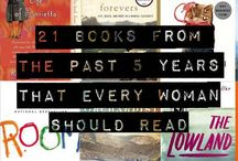 21 Books Every Woman Should Read / Huffington Post
