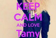 <3 Keep calm: Tamy Nsue <3