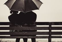 rainy day coupleshoot