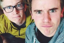 Conler Froakley / Connor franta and Tyler oakly