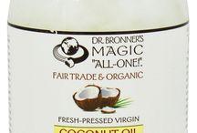 Dr. Bronner's Fair Trade Organic Virgin Coconut Oil