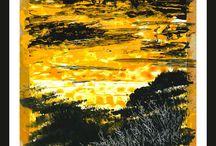Maalauksia / Paintings * Acrylic * Oil * Watercolor