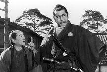 Cinéma Japonais / Le cinéma Japonais des année 1940 à 1990.