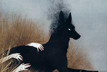 Fussel Wölfe