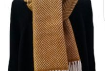New Wool Tweedmill Scaves. / Our beautiful New Wool Tweedmill Scarves. Perfect Christmas Gifts