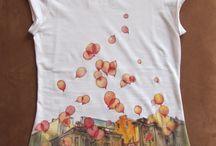 t shirt painting idea