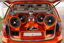 tunig car