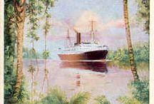 Navios ingleses na Amazonia sec. XIX