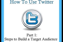 Twitter Marketing / Twitter Tips, Tools and How-To's to help grow your following #marketing #twitter
