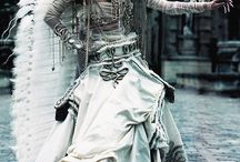 MBAM Wedding Dress Gaultier