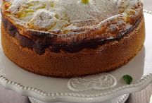 Torte semplici, rustiche, ciambelloni o simili