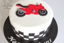 Moto gâteau