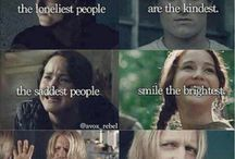 HUNGER GAMES <3 / Anything and Everything HUNGER GAMES!!! / by Sydney Lashley