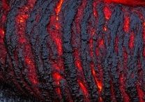 Lava formations