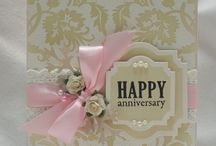 Wedding Anniversary Card / by Joanna C