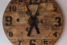 Часы дизайн
