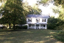 Historic homes / by Katie Underwood