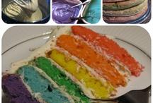 Cakes & Cookies & Pies / by Sandra Stehman