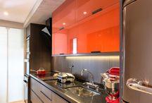 modern kuchyn