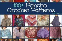 Ponco Crochet