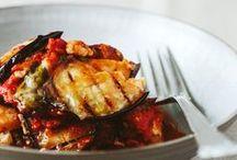 Parmigiana die Melanzane
