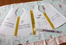 SANDS and Nicu baby clothes