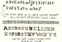 art fonts