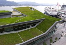 simply beautifull / green architecture installations