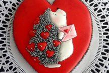 Walentynki / miłości