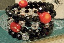 Jewelry Fashion - Bracelet / handmade one of a kind bracelets / by Catherine von Pieler