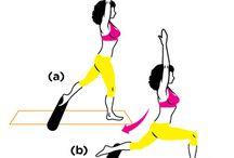 Foam roller excercises