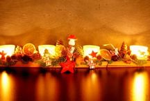 Weihnachtsdeko DIY / Wohnausstatter zeigt Euch eigene Beispiel-Pins für Weihnachtsdeko zum selberbasteln.