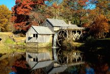 Old Mills, Barns & Bridges