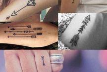 Tatuajes flecha