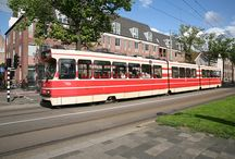 Trams from around the world ....