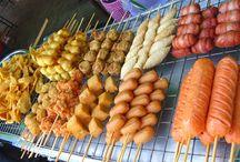Street Foods / Street Foods of World