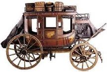 Old West Transportation / Wagons, Buggies, Carriages, and the teams that pull them.