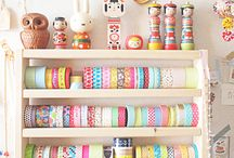 Washi (Masking) Tapes