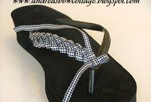 Vecchie scarpe