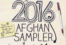 HodgePodge Crochet Hosts the 2016 Afghan Sampler CAL! / by Tanya Naser